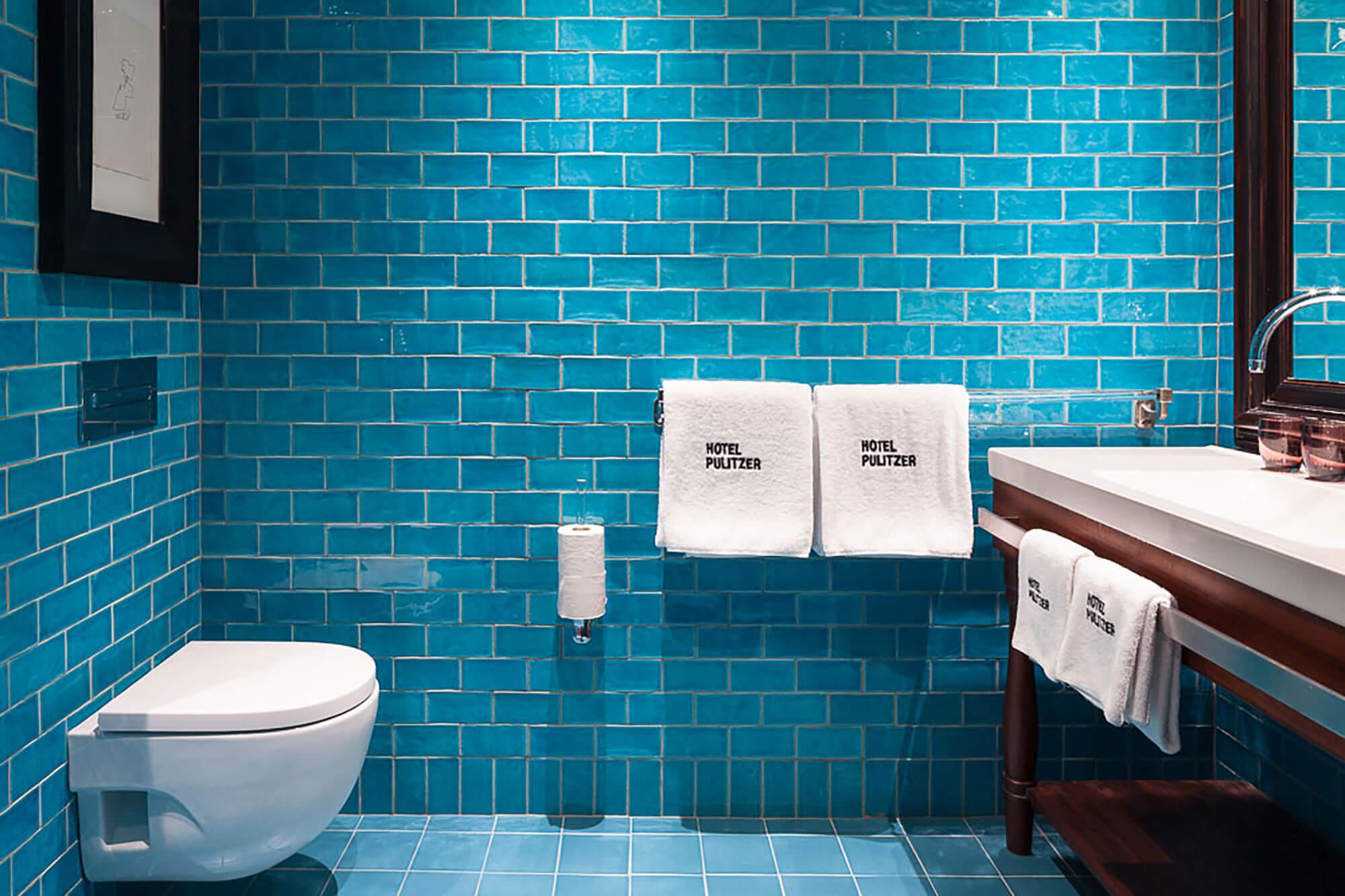 reforma bano Hotel Pulitzer Bano - Reformas de Salones