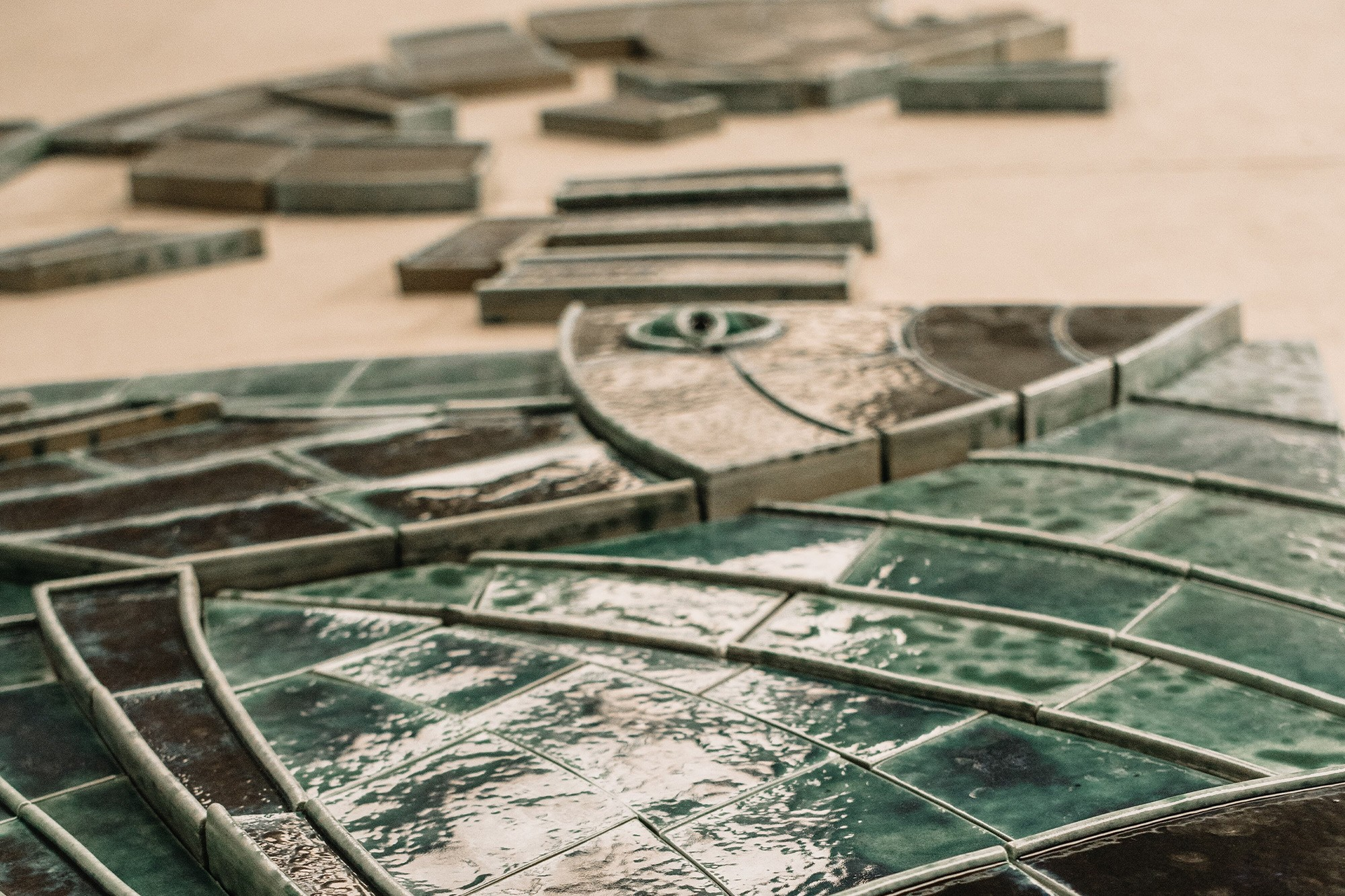 azulejos mosaico - Azulejos Tipo Mosaico
